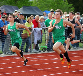 HS Track Page